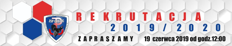 Rekrutacja 2019/2020 - Dokumenty / Terminarze